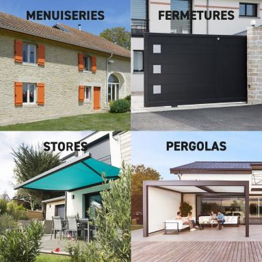 Notre gamme de produits et solutions pour l'habitat - Komilfo