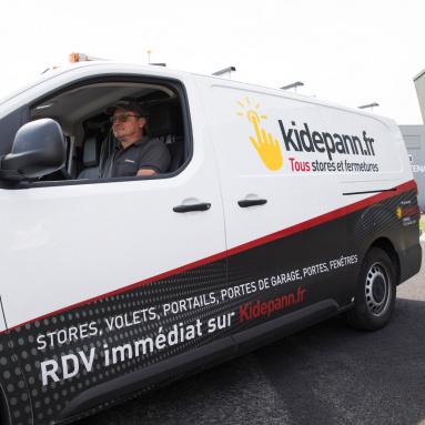 Kidepann, service de dépannage et réparation - Komilfo