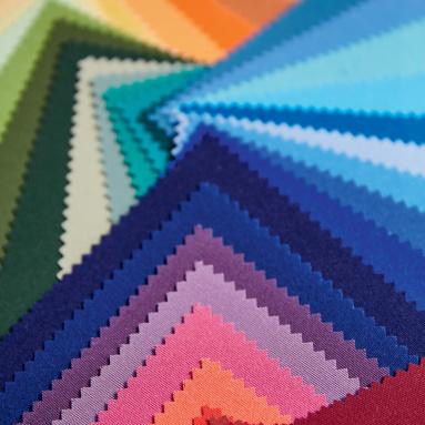 Le nuancier de couleurs pour votre toile de store - Komilfo