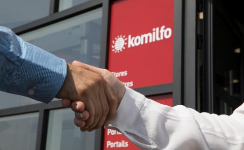 Votre conseiller Komilfo pour une relation de confiance
