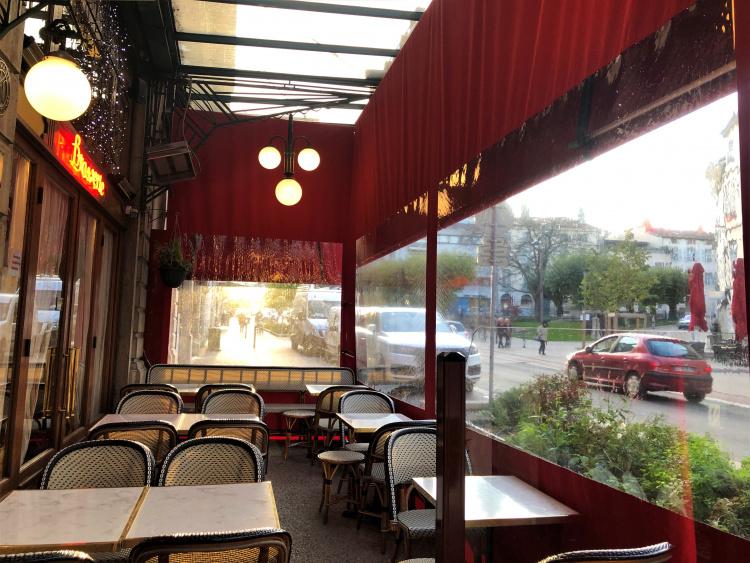 Entourage store vue intérieur-Bourg en Bresse -Chomaz stores et fermetures