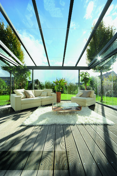 Oasis de verre moderne - Komilfo