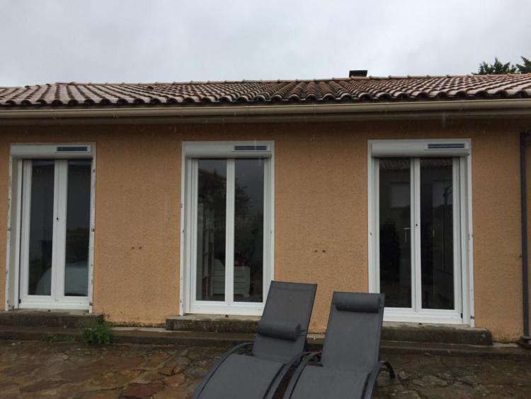 Fenêtres PVC et Volets roulants solaires