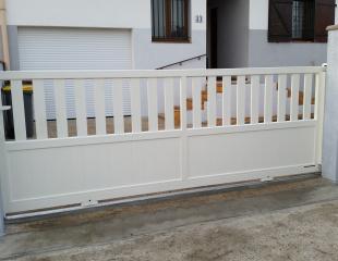 porte de garage enroulable  portail argeles sur mer