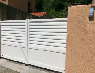 portail aluminium collioure komilfo