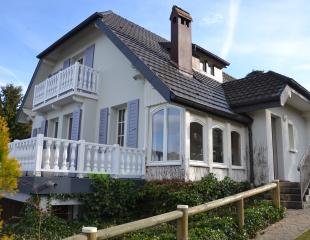 Komilfo fenêtre aluminium Évian Haute-Savoie