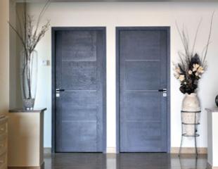 Portes intérieures sur-mesure Komilfo
