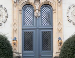 Portes d'entrée traditionnelles