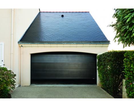 Porte de garage sectionnelle Angers