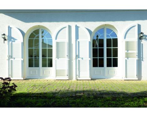 Porte-fenêtres PVC Flers