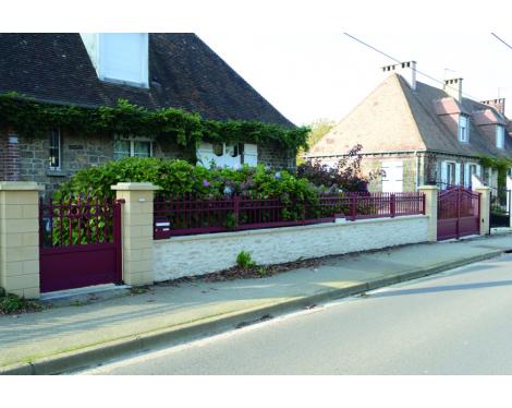 Portail et clôture classique Caen