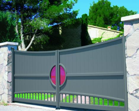 Portail design 4