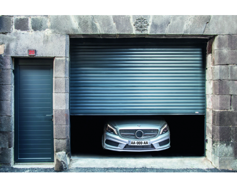 Porte de garage enroulable Riom