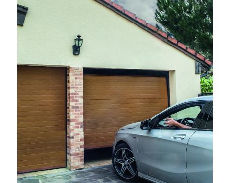 Porte de garage sectionnelle Clermont