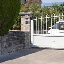 portail battant automatisé evian