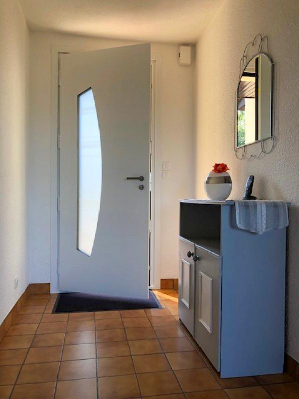 Porte d'entrée aluminium contemporaine à Poitiers - Huguet Thibault - Komilfo