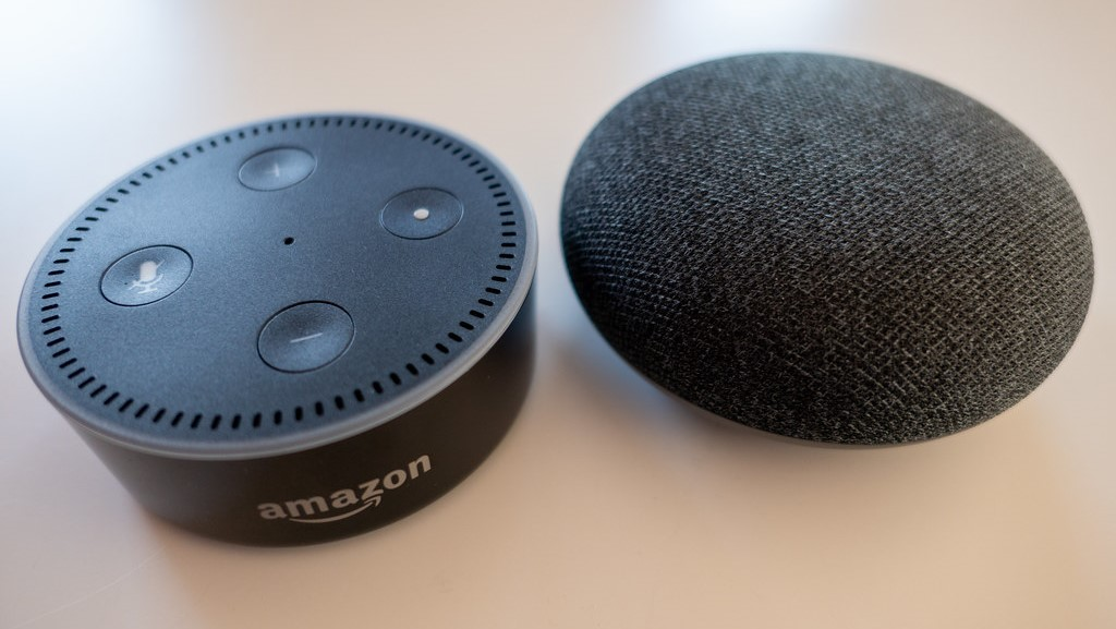 Enceinte connectée Amazon Echo Dot - Komilfo