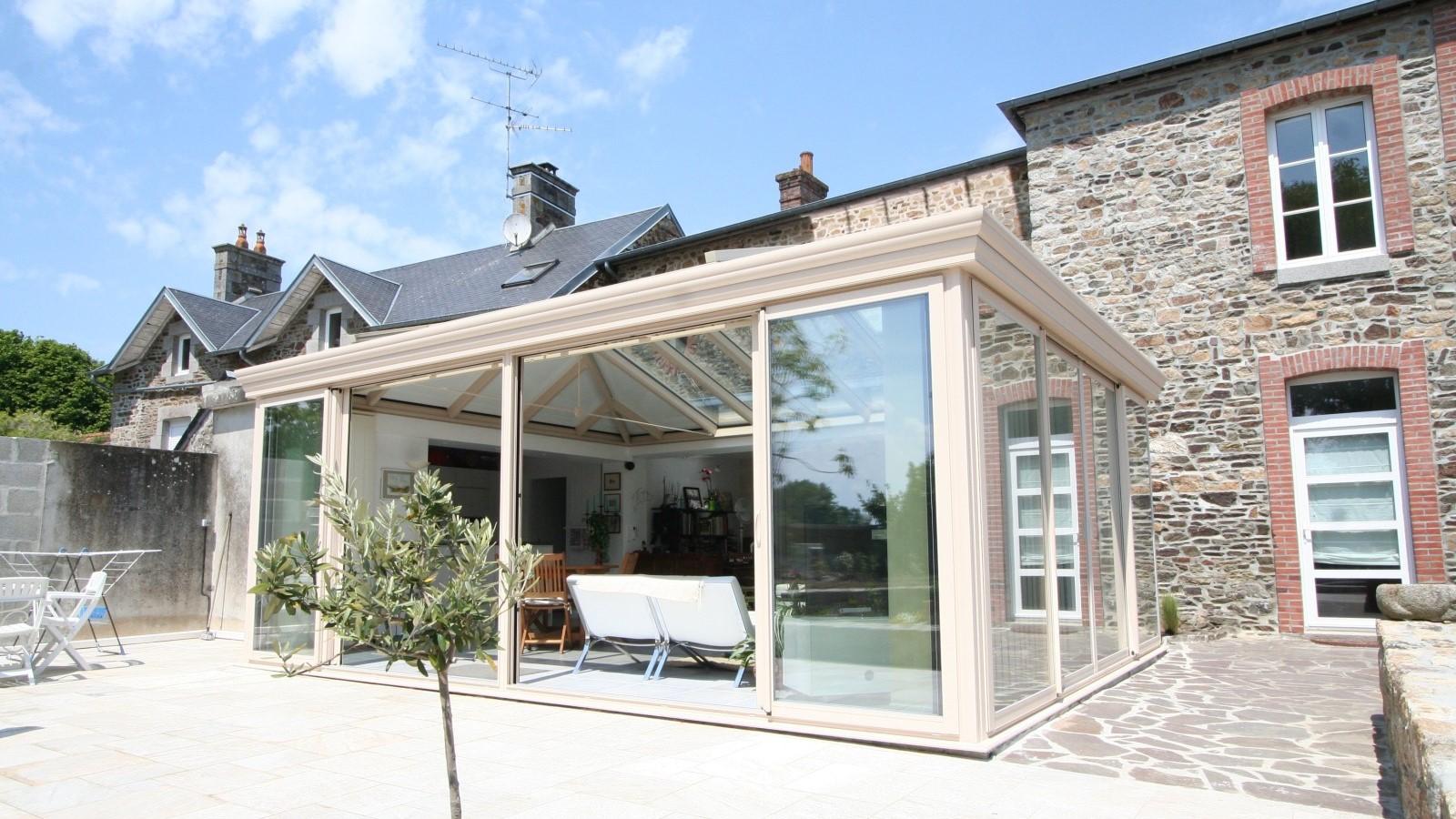 Devis Extension Maison  Pierrefitte-sur-Seine ▷ Agrandissement Bois, Acier, Parpaing