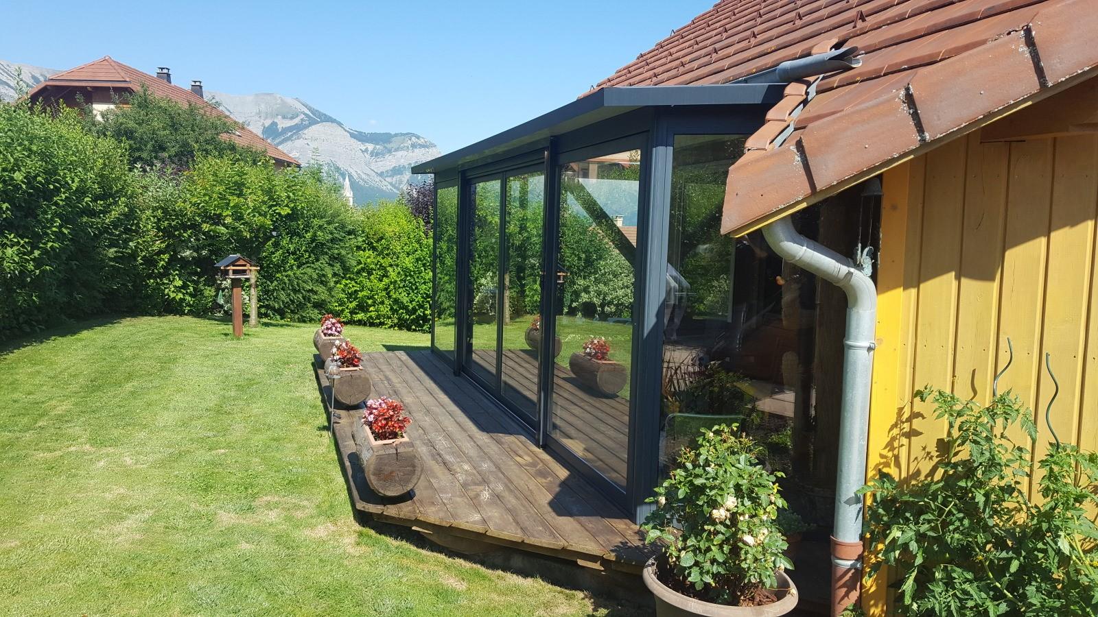 Comment installer un jardin d\'hiver dans sa véranda ? | Komilfo