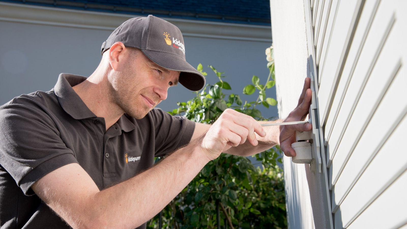 Nettoyer Volet Roulant Vitre Fixe guide - l'entretien et le nettoyage des volets | komilfo