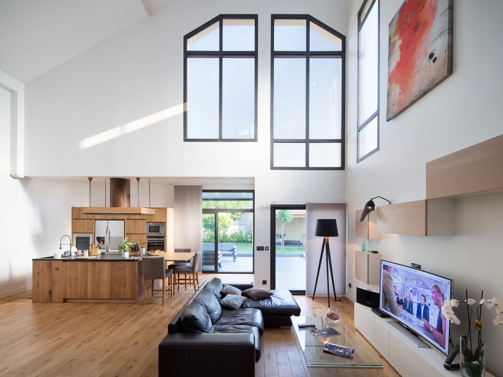 Fenetre Alu Noir Avis fenêtre, porte fenêtre et menuiserie aluminium sur-mesure