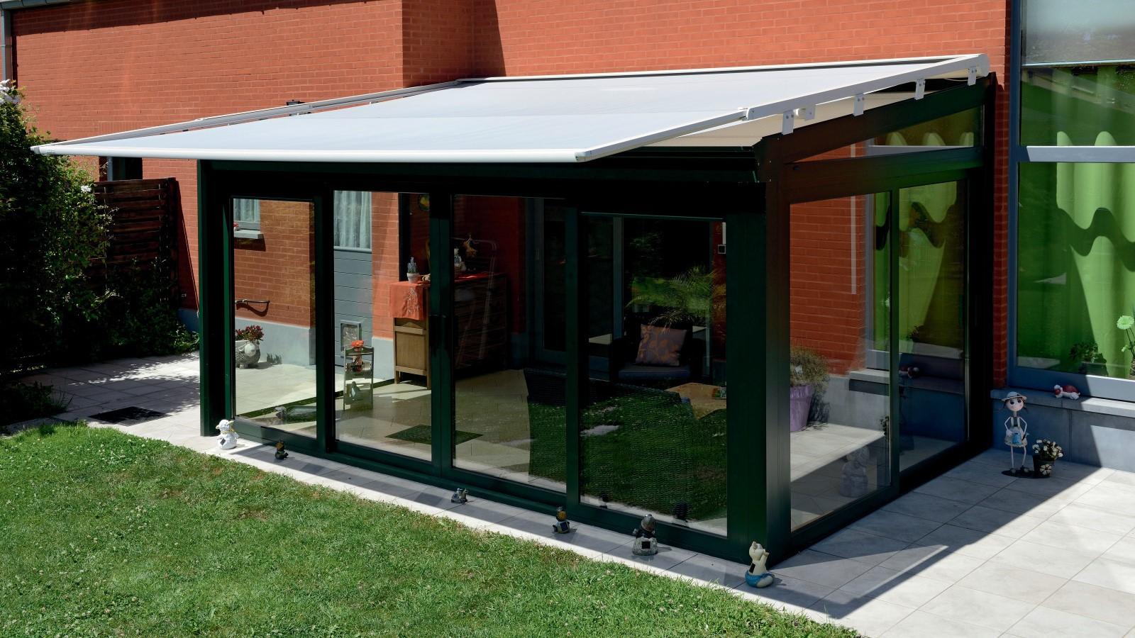 Véranda De Jardin Extérieur stores extérieurs et intérieurs de véranda sur-mesure   komilfo