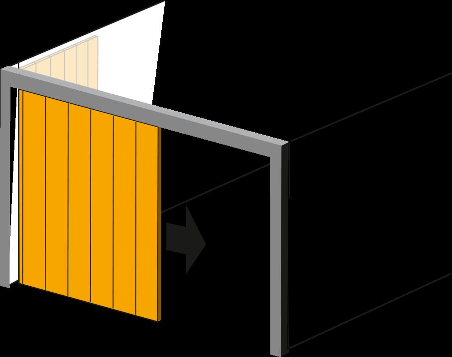 guide pratique porte de garage conseils informations utiles komilfo. Black Bedroom Furniture Sets. Home Design Ideas