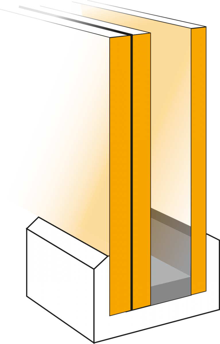 Sp10 vitrage for Fenetre anti effraction