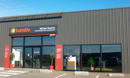 Votre magasin Komilfo à Aze / Laval en Mayenne