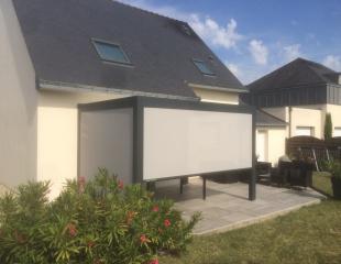 pergolas et toit de terrasse fermetures service komilfo