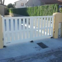 portail battant motorisé sorède argelès perpignan